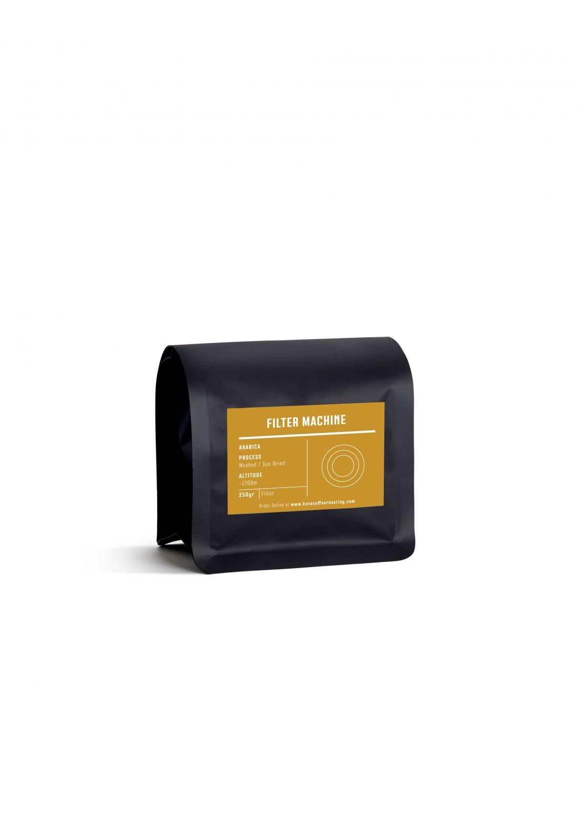 Filter Machine 250 gr.