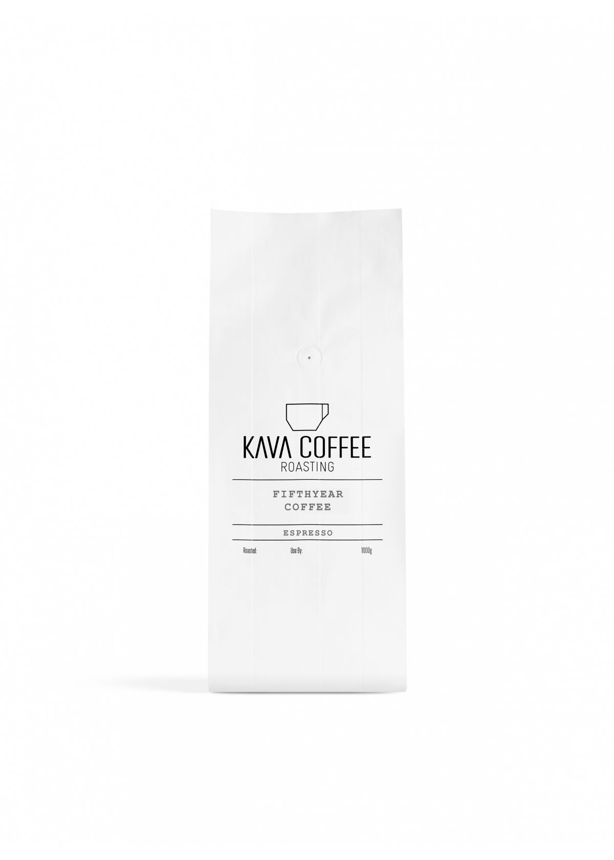 Fifthyear Coffee Espresso 1 kg