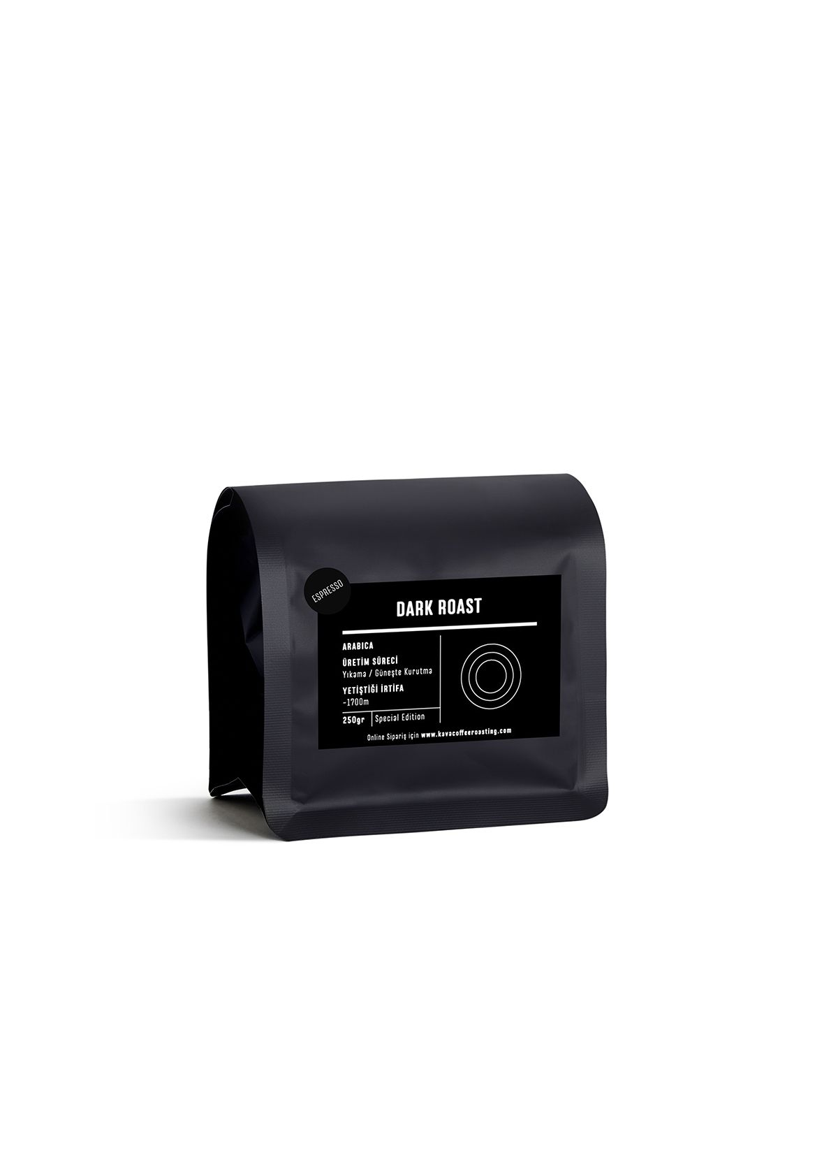 Dark Roast Espresso 250 gr.