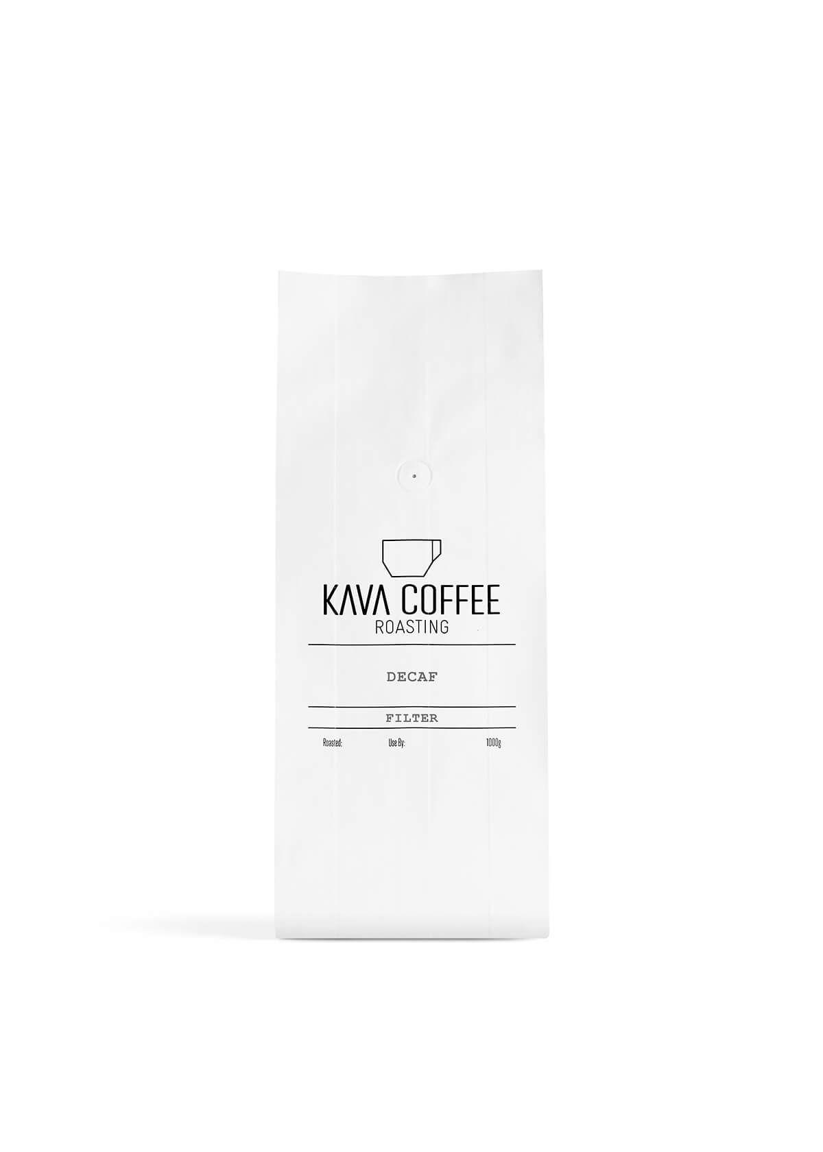 Decaf (Kafeinsiz) Espresso 1 kg