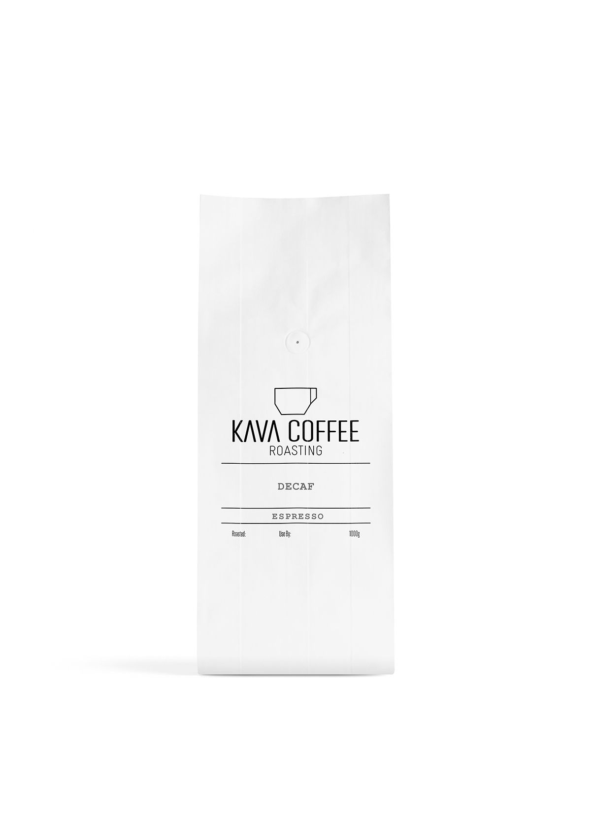 Decaf (Kafeinsiz) Filtre 1 kg